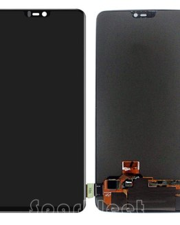 6.28 inch LCD Screen For OnePlus 6 A6000 LCD Display Touch Screen Digitizer Assembly For OnePlus 6 1+6 Smartphone Replacement