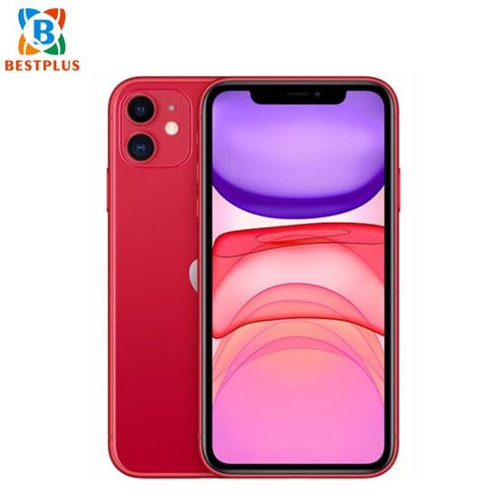 """Brand New Apple iphone 11 A2223 Mobile Phone 6.1"""" 4GB RAM 64GB ROM Hexacore iOS 13 IP68 waterproof Dustproof Dual SIM SmartPhone"""