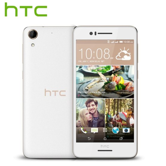 Original Brand New HTC Desire 728 D728w Dual SIM Mobile Phone 5.5 inch MT6753 Octa Core 2GB RAM 16GB ROM 13MP Android Smartphone