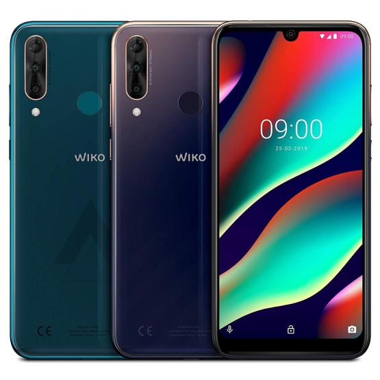 Original Wiko View 3 Pro 128Gb smartphone fastshipping