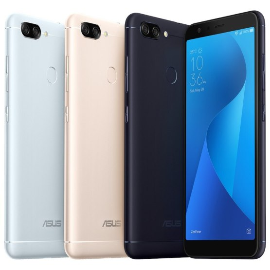 "Asus Zenfone Max Plus M1 ZB570TL Global Version Smartphone 4GB RAM 64GB ROM 5.7"" Octa-core 4130mAh OTA update"