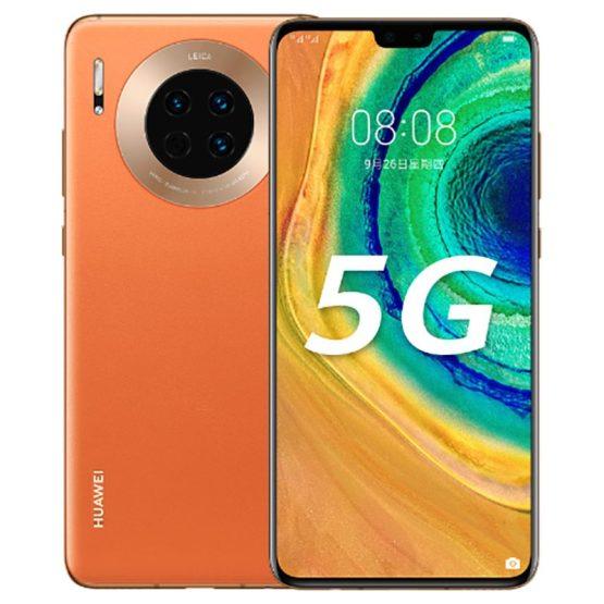 """New Original Huawei Mate 30 5G Mobile Phone 6.62"""" 6GB RAM 128GB ROM Kirin New Original Huawei Mate 30 5G Mobile Phone 6.62"""" 6GB RAM 128GB ROM Kirin 990 Android 10 40MP Triple Rear Cameras Smartphone."""
