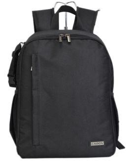 D6 Waterproof Nylon Camera Backpack Bag Tripod Case for Sony Canon Nikon DSLR/SLR Mirrorless Camera Lenses Accessories