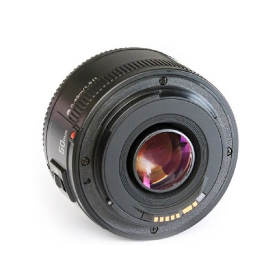 YONGNUO YN50mm F1.8 Camera Lens EF 50mm for Canon Aperture Auto Focus Lenses For EOS DSLR 700D 750D 800D 5D Mark II IV 10D 1300 YONGNUO YN50mm F1.8 Camera Lens EF 50mm for Canon Aperture Auto Focus Lenses For EOS DSLR 700D 750D 800D 5D Mark II IV 10D 1300