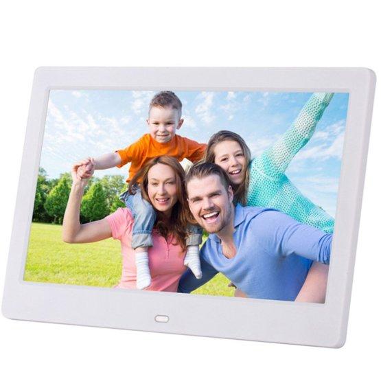 Widescreen Hd Led Electronic Photo Album Digital Photo Frame 10 Inch Lcd Widescreen Hd Led Electronic Photo Album Digital Photo Frame Wall Advertising Machine Gift