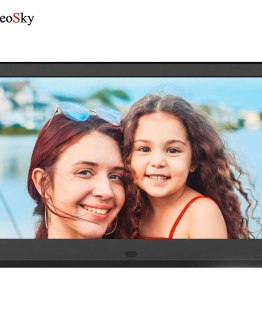 Videosky New 12 inch Screen LED Backlight HD 1920*1080 Digital Photo Frame Electronic Album Picture Music Movie Full Function
