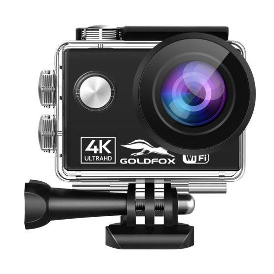 Action Camera Ultra HD 4K WiFi 60fps 16MP 2.0 LCD 170D Angle Helmet Camera 30m Go Waterproof Pro Sport Camera Video Camcorder