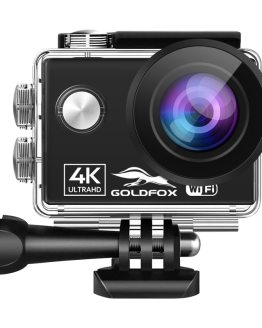 Action Camera Ultra HD 4K WiFi 60fps 16MP 2.0 LCD 170D Angle Helmet Camera 30m Go Waterproof Pro Sport Camera Video Camcorder