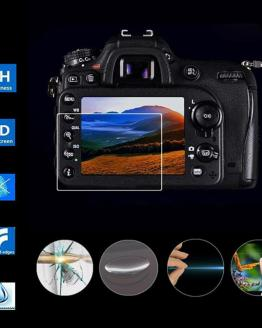 LCD Screen Protector Tempered Glass Film Cover For Sony A5000/A6000 A7 II