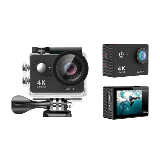 EKEN H9R H9 Ultra HD 4K Action Camera 30m Waterproof 1080p Video Recording Sport Camera 2.0' Screen Helmet Cam