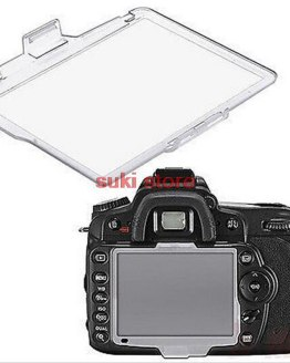 For Nikon D600 AS BM-14 Hard LCD Monitor Cover Screen Protector Film for Nikon D600