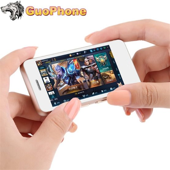 """Melrose S9X Mini Android Phone Cheap 2.5"""" MTK6580A Quad Core 1GB 8GB Android 6.0 Super Shockproof Dustproof Small Smart Phone"""