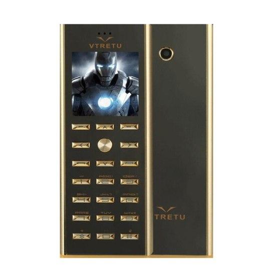 MAFAM Slim Small Mini Credit Card Luxury Metal Body Dual SIM Telephone GSM Senior Bar Mobile Phone Student Child P039