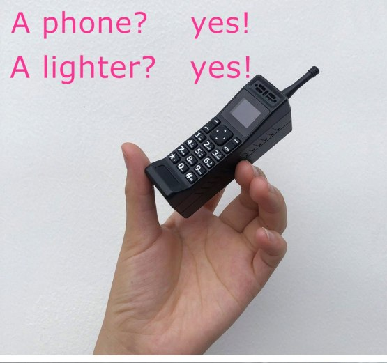 Mini Electronic lighter Mobile Phone GSM Single Sim Vintage Tiny cheap small Cell phone Russian keyboard