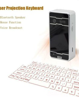 Portable Virtual Lasers keyboard Mouse Wireless Bluetooth