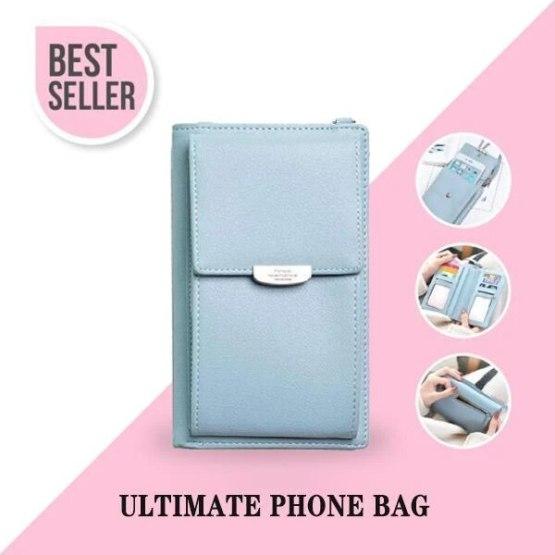 Fashion Mobile Phone Women Girls Small Shoulder Bag Pouch Case Lady Casual Mini Handbag Purse Crossbody Bag Female Shopping Tote
