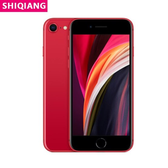 Apple iPhone SE2 Original Unlocked phone 1Sim card Touch ID IOS Used 64/128/256GB 4G LTE A13 4.7'' Small Screen Mobile Phone