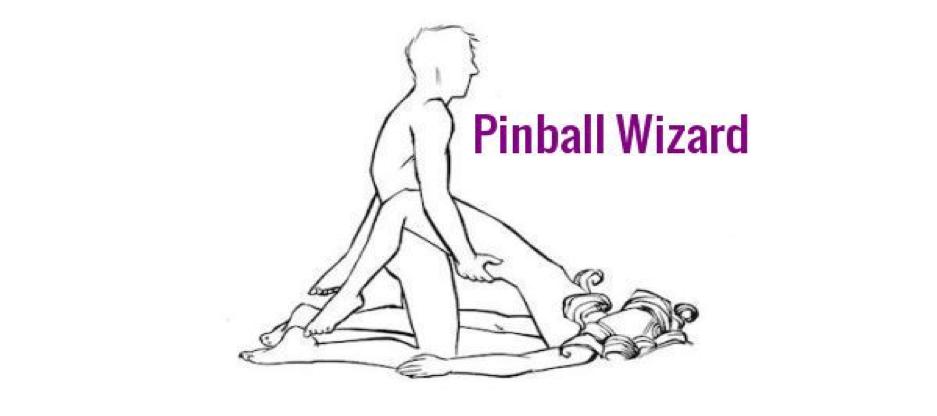Pinball Sex Position