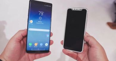 iphone x vs galaxy note 8