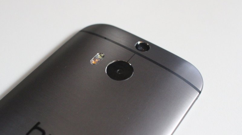 HTC Back view