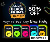 Jumia Black Friday banner