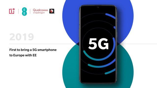OnePlus 5G launching