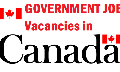 Canada Government Job