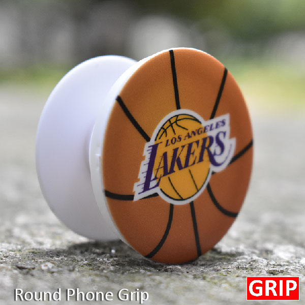 NBA gets pop phone socket stand promotional product giveaway