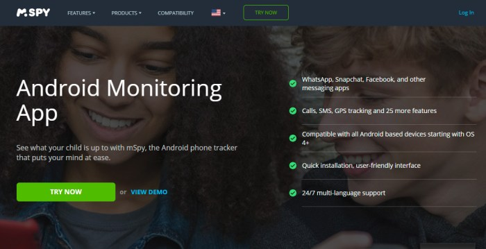 Keystroke app for android