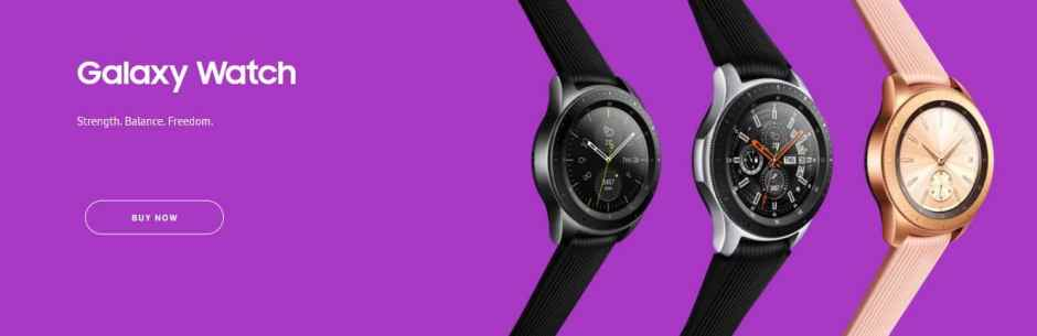 Samsung Gear Watch 2018