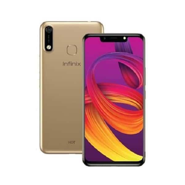 Infinix Hot 7 Gold