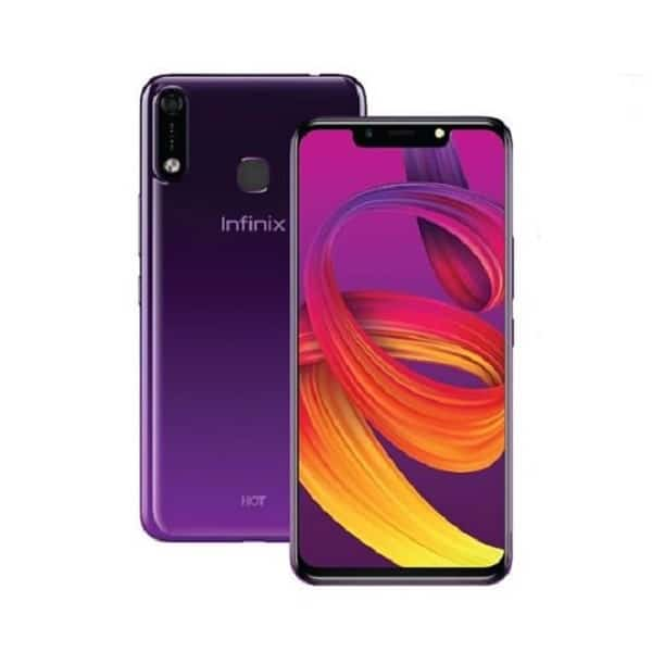 Infinix Hot 7 Purple