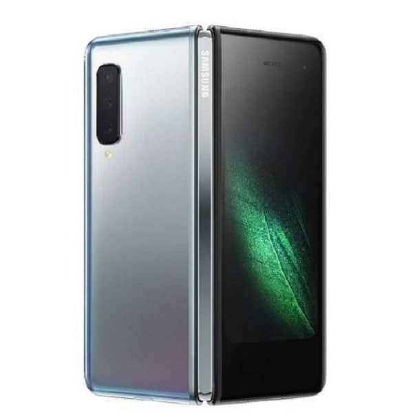 Samsung Galaxy Fold Space Silver