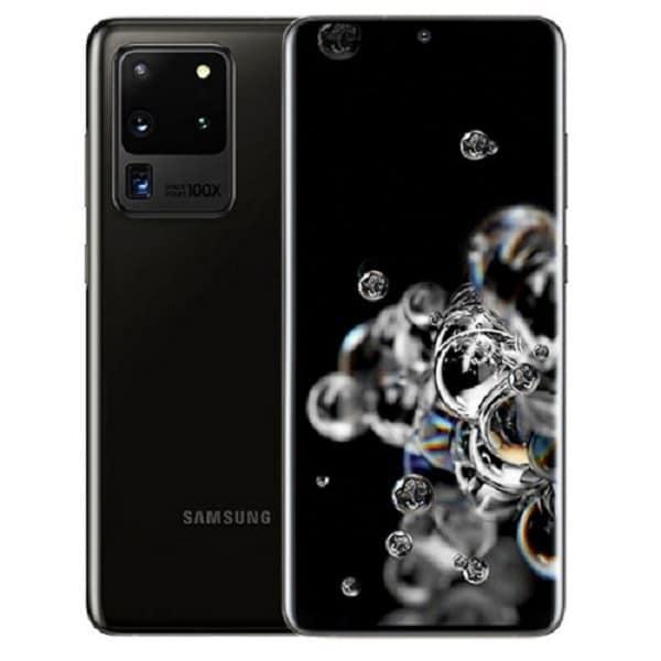 Samsung Galaxy S20 Ultra Cosmic Black