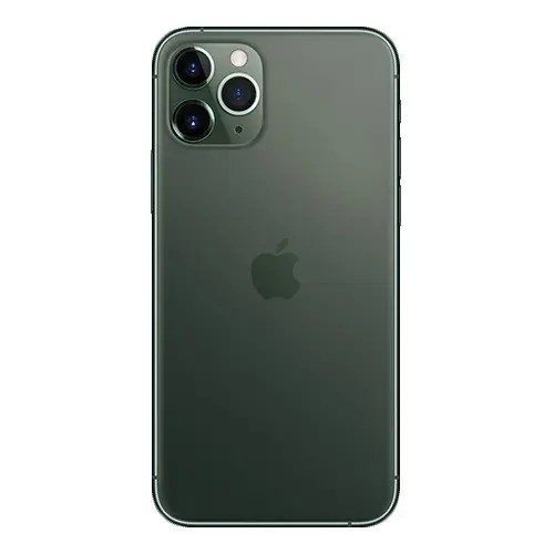 iPhone 11 Pro Back Matte Space Gray,
