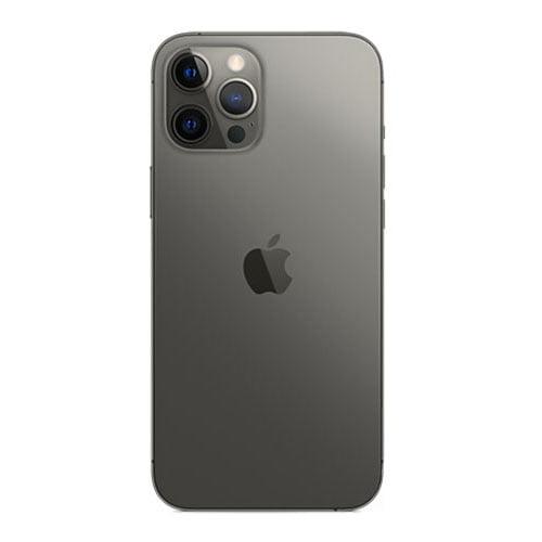 iphone 12 pro max back Black image