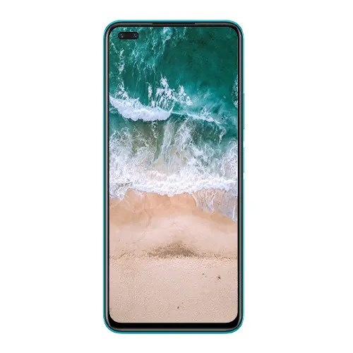 Infinix Note 8 front image
