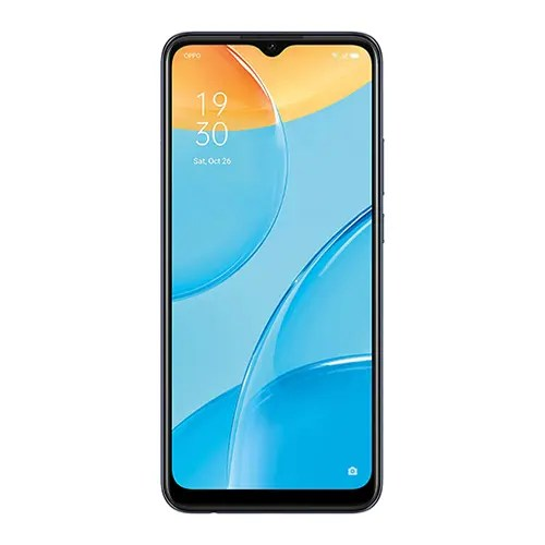 OPPO A15 front Display