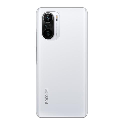 Xiaomi Poco F3 White back
