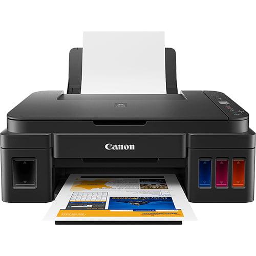 Canon PIXMA G2411 Printer Front Display
