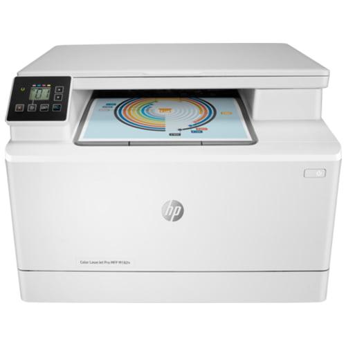 HP Color LaserJet Pro MFP M182n Printer Front Display