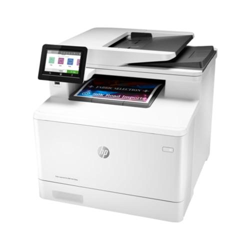 HP Color LaserJet Pro MFP M479fdw Printer Front Side Display
