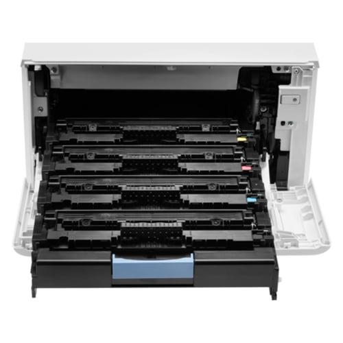 HP Color LaserJet Pro MFP M479fdw Printer Back Open Display