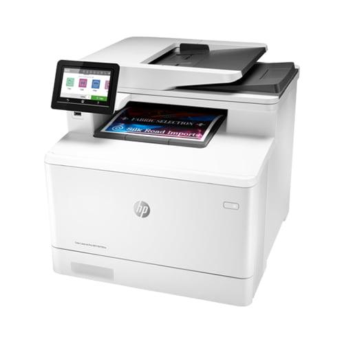HP Color LaserJet Pro MFP M479fnw Printer Top Front Display