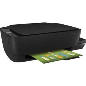 HP Ink Tank 315 Printer Front Side Display