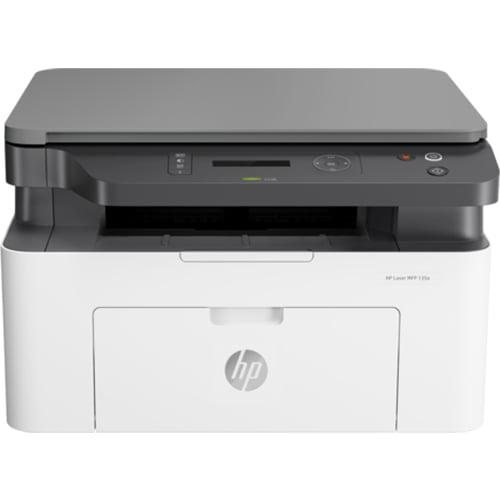 HP Laser MFP 135a Printer Front Display