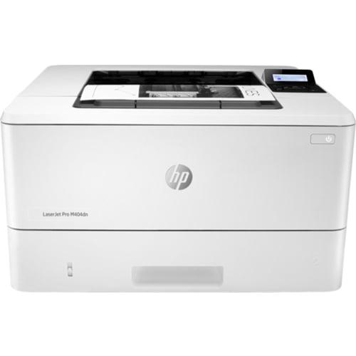HP LaserJet Pro M404dn Printer Display