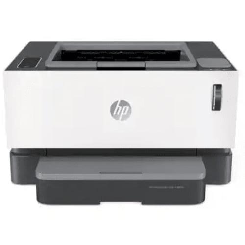 HP Neverstop Laser 1000w Printer Display