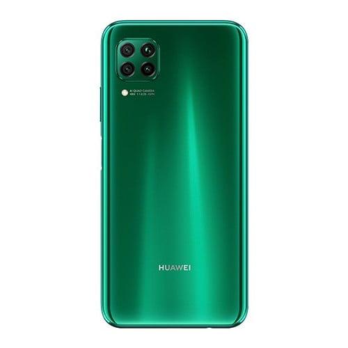Huawei P40 lite green back image display