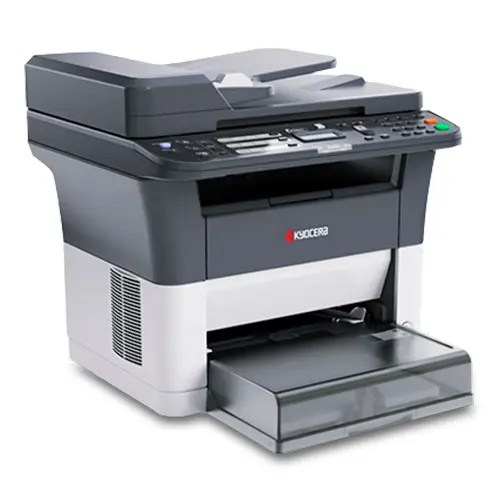 Kyocera ECOSYS FS 1120MFP Front Side Open Display
